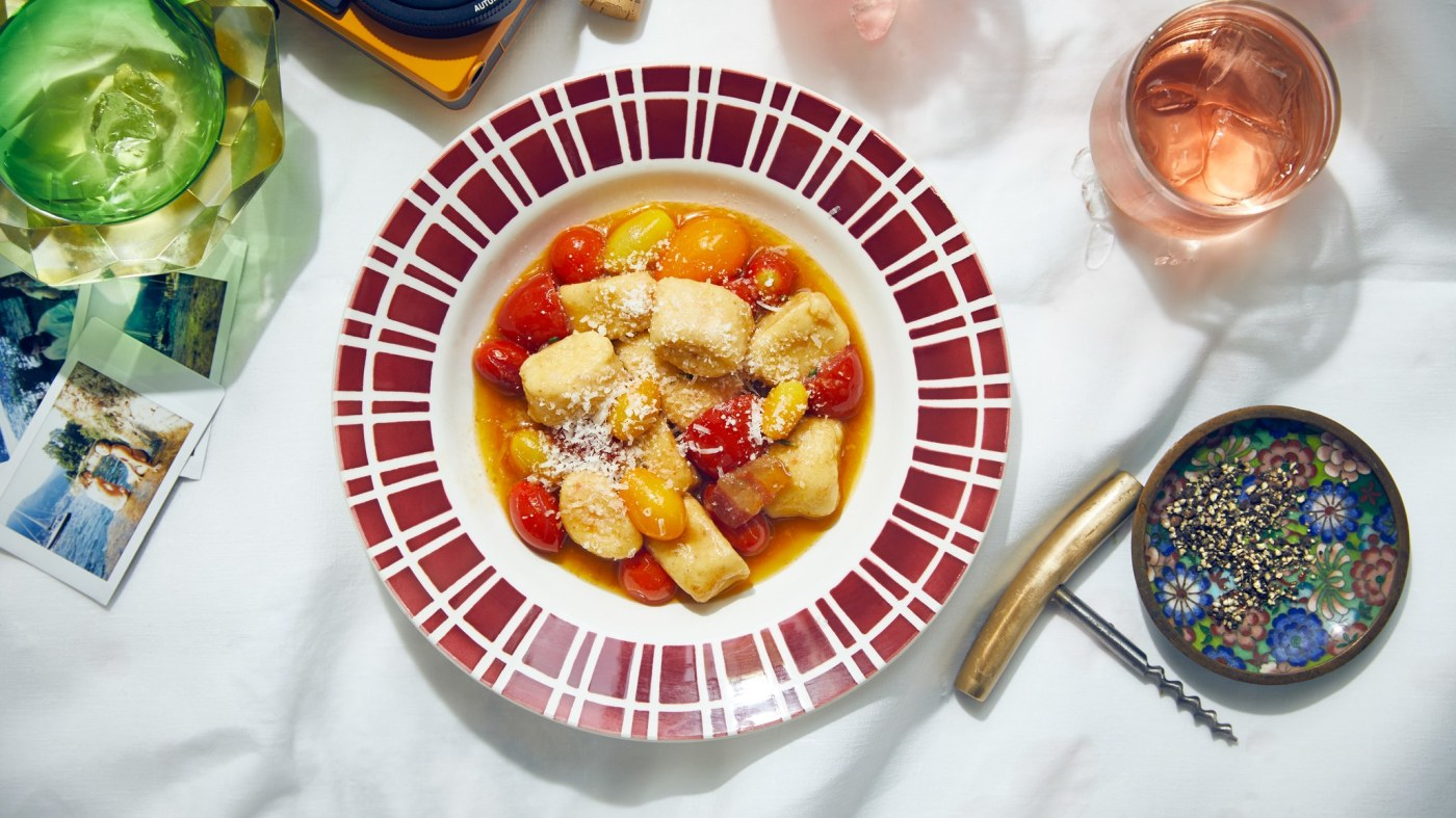 malfatti-with-pancetta-and-cherry-tomatoes